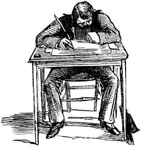 Writing Alone
